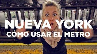 Cómo usar el Metro en Nueva York