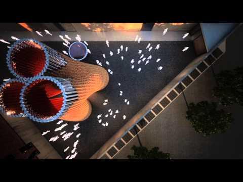 .生物科技讓建築變成會呼吸和生長的生物