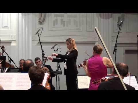 Sibelius Violin Concerto in D Minor, Mov. 1