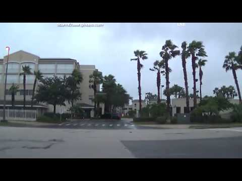 LIVE Cocoa Beach Hurricane Matthew