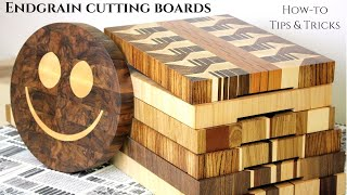 Wanna Learn how to make awesome cutting boards? PRO TIPS