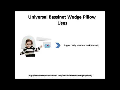 Best baby reflux wedge pillows