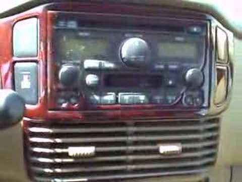 2004 Honda Pilot EXL DVD Red 47k - YouTube