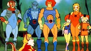 Popular Cartoon Intros 1984-1986