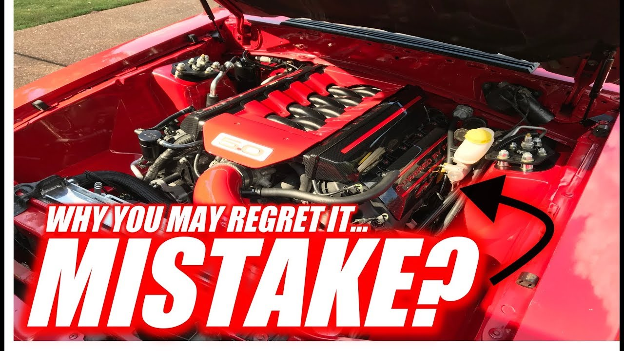 Why you may regret doing a coyote swap *ENGINE SWAP PROBLEMS