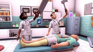 【2人実況】この世で最も狂ってる手術ゲームがヤバすぎる「 Surgeon Simulator 2 」
