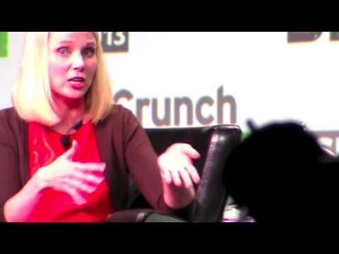 Marissa Mayer With Michael Arrington On The NSA, Larry Page, Mark Zuckerberg, Super Powers