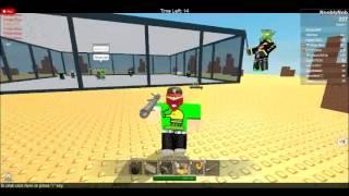 Roblox- Minigames #1 FUS RO DAH!