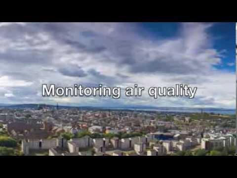Monitoring air quality