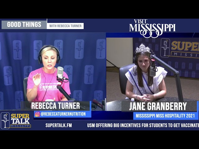 Mississippi Miss Hospitality 2021 on Good Things