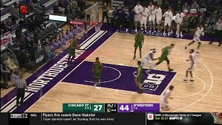 Highlights: Chicago State at Northwestern | Big Ten Basketball