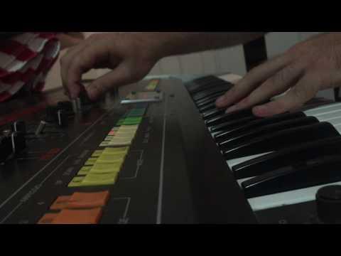 Roland Jupiter 8 ambient pads