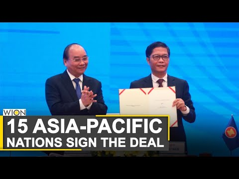 15 Asian countries sign world's biggest free trade deal