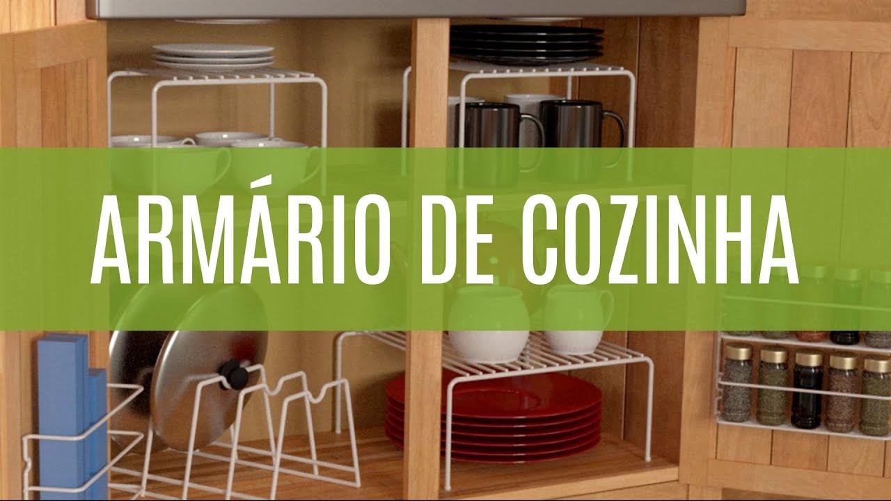 Arrumar Armario De Cozinha Beyato Com V Rios Desenhos Sobre  ~ Meu Movel De Madeira Cozinha