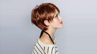 Стрижка градуированный боб с косой челкой(Подписка на канал - http://bit.ly/BeautySalonOdessa Стрижка боб модная и стильная, подходят для разной длины волос, а также..., 2015-03-17T02:50:29.000Z)