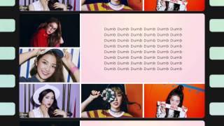 【認聲版+中字】Red Velvet (레드벨벳) - Dumb Dumb