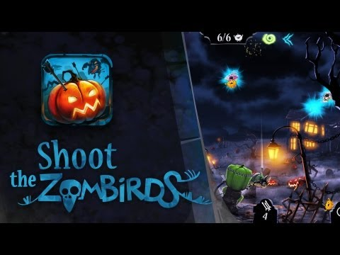 Shoot The Zombirds by iDreams -World Premiere Trailer