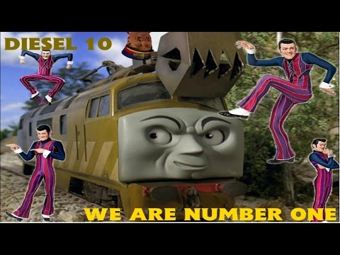 We are number one but with diesel 10 clips
