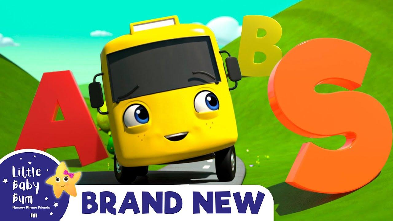 ABC Song - Learn the Alphabet | Brand New Nursery Rhymes | ABC & 123 | Little Baby Bum
