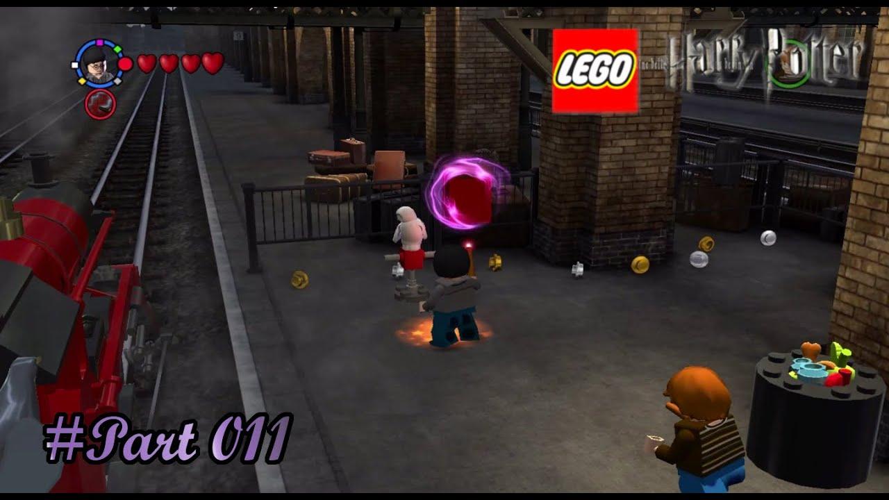 Schuler In Not Und Rote Steine Let S Play Lego Harry Potter Die Jahre 5 7 Part 011 Youtube
