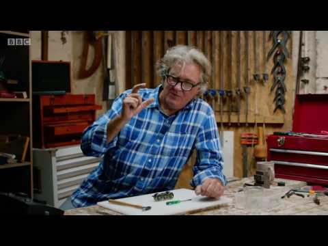 James May The Reassembler S02E01 Christmas Hornby Train Set