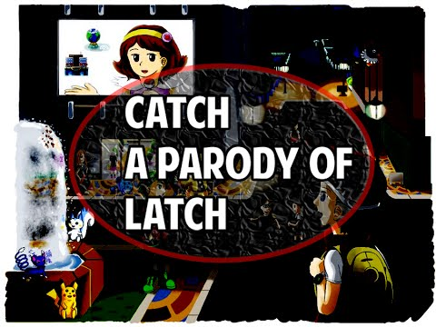 Catch. A Pokemon Parody of Latch by Disclosure