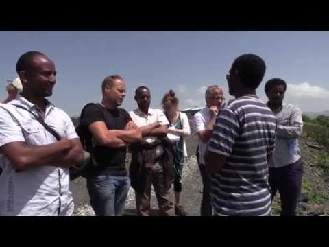 A team of NAI researchers visit the Ribb Dam construction in Northern Ethiopia thumbnail