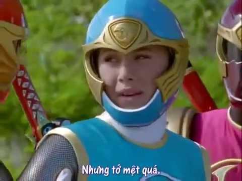 Vietsub | Siêu nhân Cuồng Phong (Power Rangers Ninja Storms) - Tập 20
