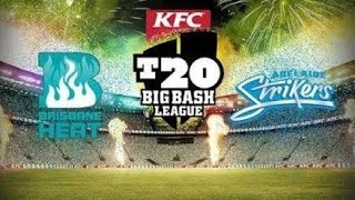 Who Will Win Adelaide Strikers Vs Brisbane Heat Bbl 50th T20 Match 3 2 2019