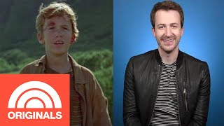 'Bohemian Rhapsody' Star Joseph Mazzello On Starring In 'Jurassic Park' As A Kid | TODAY