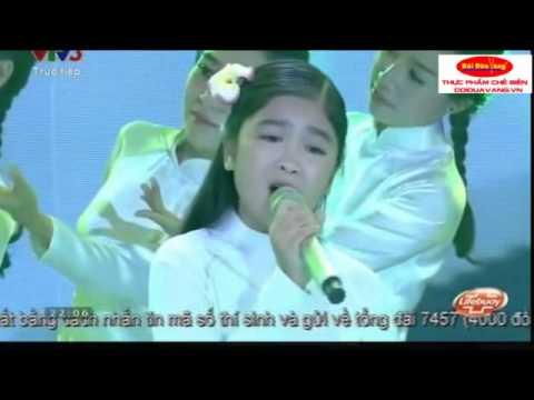 [ HD Full Screen ] Nguyễn Thiện Nhân - Biết Ơn Chị Võ Thị Sáu - giọng hát việt nhí 2014