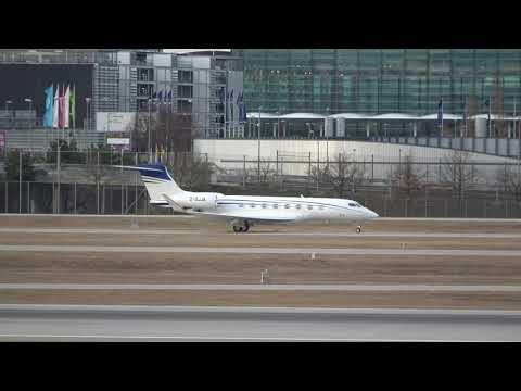 Gulfstream G650ER Gain Jet Ireland 2-GJJA