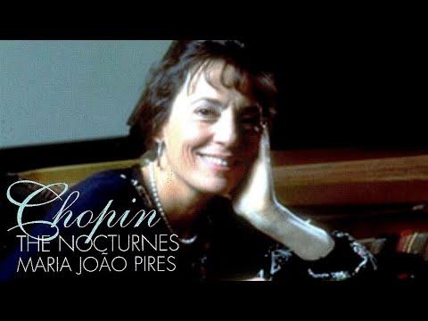 Frédéric Chopin - The Nocturnes   Maria João Pires, live recital