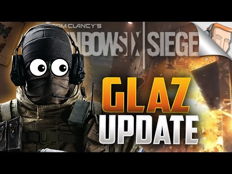 GLAZ OPERATOR SCHOOL UPDATE - Rainbow Six Siege (Velvet Shell)