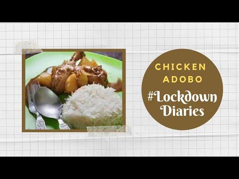 Chicken Adobo   #LockdownDiaries   Hazel Sogi   #FansAtHome   Sanjeev Kapoor Khazana