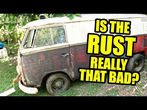 MAIL CALL - VW Bus Valuation - Eleanore vs Gregory - Mid Day Q&A - 59