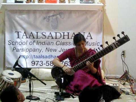 TAALSADHANA presents Anupama Bhagwat - Shyam Kalyan Aalaap