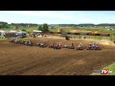 Round 6 - Muddy Creek Recap - ATVMX National - 2017