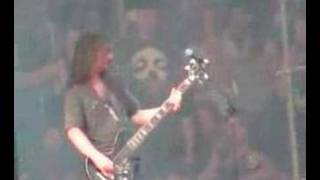 CARCASS - live Gods Of Metal 2008 - Reek of Putrefaction