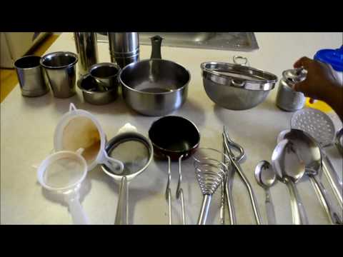 What Indian kitchen utensils to carry from India to abroad? - YouTube