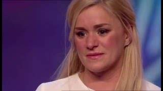 BGT Rachael Wooding - With You, from Ghost The Musical - Britains Got Talent Best Audition?