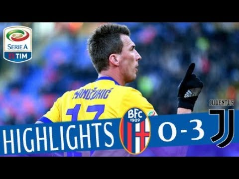 Bologna - Juventus 0-3 - Highlights - Giornata 17 - Serie A TIM 2017/18
