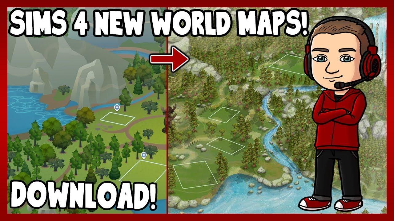 sims 4 seasons new world