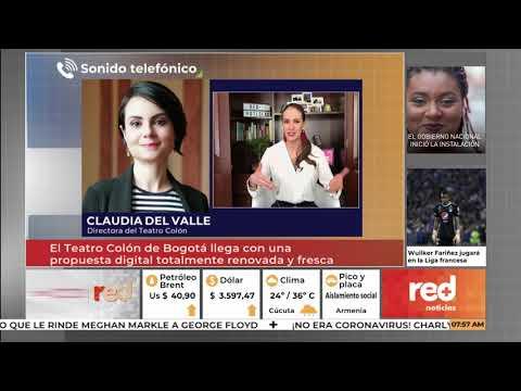 Red+   El Teatro Colón de Bogotá llega con una propuesta digital totalmente renovada y fresca