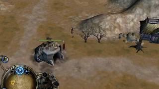 BotTA Mod Gameplay - Elves/Dwarves vs Gondor/Mordor/Isengard