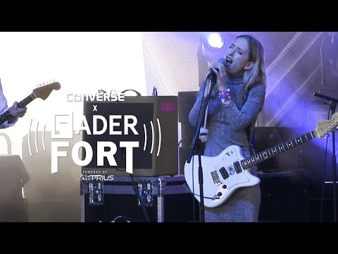 """Pumarosa - """"Cecile"""" - Live at The FADER Fort Presented By Converse (9)"""