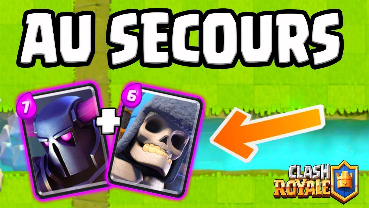 Clash royale meilleur deck pekka g ant squelette ar ne for Meilleur deck arene 4