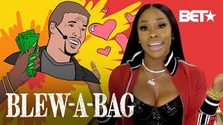Millionaire Coach Stormy Went From Checking Bags To Teaching You How To Make A Bag!   Blew A Bag