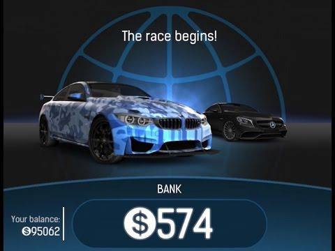 BMW M4 Live Bets - Nitro Nation Drag Racing