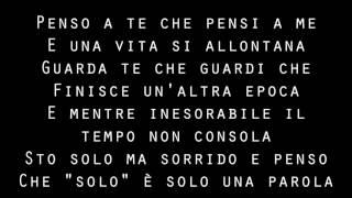 """Tiziano Ferro - """"Solo"""" E"""